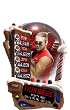 SuperCard TylerBreeze S5 22 Gothic Christmas