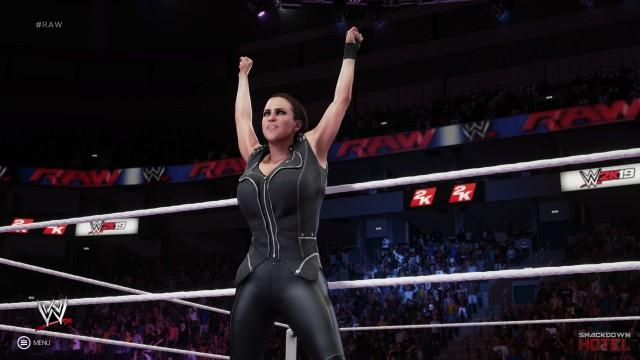 WWE2K19 StephanieMcMahon 2