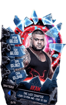 SuperCard Akam S5 24 Shattered Fusion