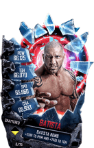 SuperCard Batista S5 24 Shattered Fusion
