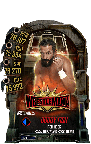 SuperCard BobbyFish S5 25 WrestleMania35