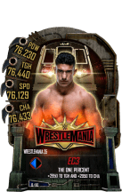SuperCard EC3 S5 25 WrestleMania35