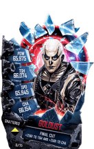 SuperCard Goldust S5 24 Shattered Fusion