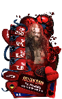 SuperCard KillianDain S5 24 Shattered Valentine