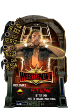 SuperCard PeteDunne S5 25 WrestleMania35