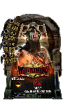 SuperCard Rowe S5 25 WrestleMania35
