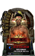 SuperCard VelveteenDream S5 25 WrestleMania35