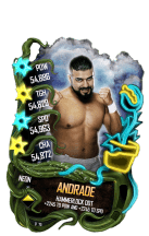 SuperCard Andrade S5 23 Neon Spring