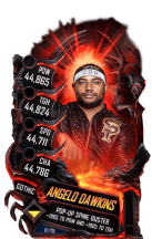 SuperCard AngeloDawkins S5 22 Gothic Fusion