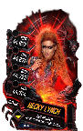 SuperCard BeckyLynch S5 22 Gothic Fusion