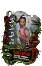 SuperCard BiancaBelair S5 22 Gothic Spring