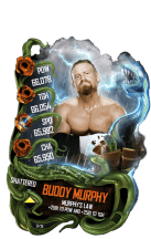 SuperCard BuddyMurphy S5 24 Shattered Spring