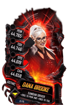 SuperCard DanaBrooke S5 22 Gothic Fusion
