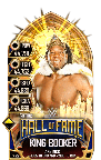 SuperCard KingBooker S5 22 Gothic HallOfFame