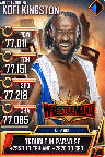 SuperCard KofiKingston S5 25 WrestleMania35 MITB