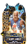 SuperCard KurtAngle S5 24 Shattered HallOfFame