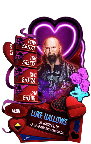 SuperCard LukeGallows S5 23 Neon Valentine