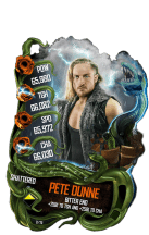 SuperCard PeteDunne S5 24 Shattered Spring