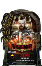 SuperCard Sheamus S5 25 WrestleMania35
