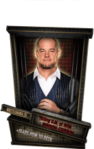SuperCard Support BaronCorbin S5 25 WrestleMania35