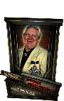SuperCard Support BobbyHeenan S5 25 WrestleMania35