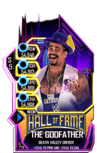 SuperCard TheGodfather S5 23 Neon HallOfFame