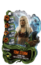 SuperCard ToniStorm S5 24 Shattered Spring