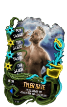 SuperCard TylerBate S5 23 Neon Spring
