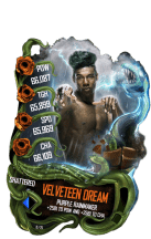 SuperCard VelveteenDream S5 24 Shattered Spring