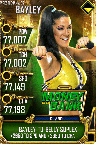 SuperCard Bayley S5 25 WrestleMania35 MITB