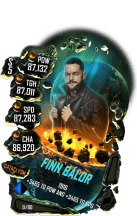 SuperCard FinnBalor S5 26 Cataclysm