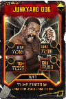 SuperCard JunkyardDog S5 25 WrestleMania35 Throwback
