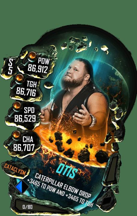 Otis Dozovic - WWE SuperCard (Season 4 Debut) - WWE