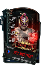 SuperCard ReyMysterio S5 25 WrestleMania35 Event