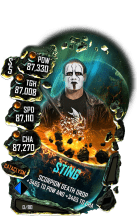 SuperCard Sting S5 26 Cataclysm
