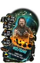 SuperCard Wolfgang S5 26 Cataclysm
