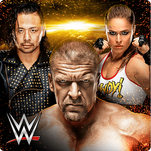 WWE Universe Cover Art
