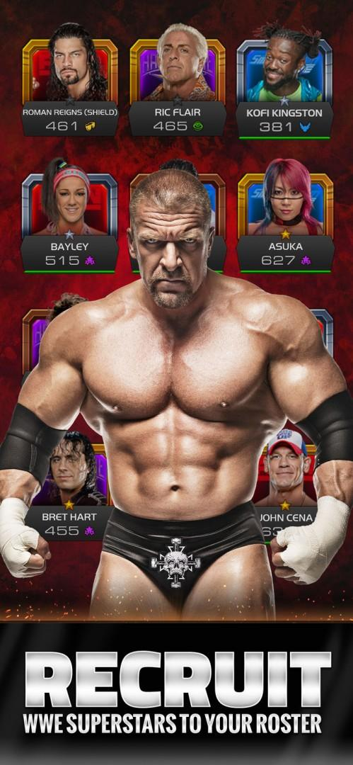 wwe universe mobile game 1