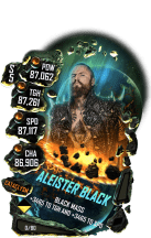 SuperCard AleisterBlack S5 26 Cataclysm