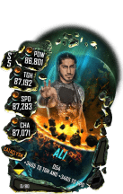 SuperCard Ali S5 26 Cataclysm