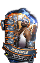 SuperCard AngeloDawkins S5 24 Shattered Summer
