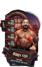SuperCard BobbyFish S5 22 Gothic Summer