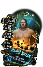 SuperCard DanielBryan S5 26 Cataclysm