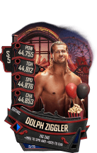 SuperCard DolphZiggler S5 22 Gothic Summer