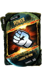 SuperCard Enhancement Power S5 26 Cataclysm