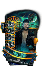 SuperCard FinnBalor S5 26 Cataclysm Summer