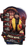 SuperCard JinderMahal S5 22 Gothic Summer