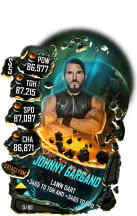 SuperCard JohnnyGargano S5 26 Cataclysm