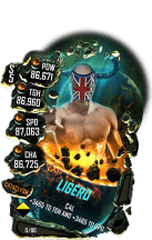 SuperCard Ligero S5 26 Cataclysm