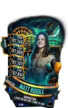 SuperCard MattRiddle S5 26 Cataclysm Summer